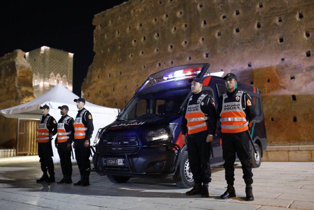 توقيف 4 أشخاص ضمن شبكة تنشط في السرقة بطريقة جديدة بالكسر بمدينة الدار البيضاء