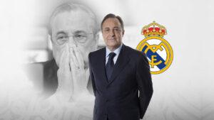 رئيس نادي ريال مدريد الاسباني يصاب بكورونا