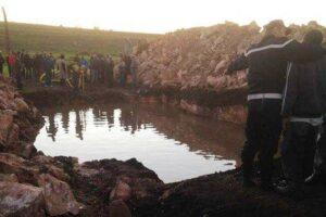 غرق طفلتين في صهريج ضواحي مولاي دريس زرهون