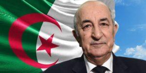 تفكيك البرلمان الجزائري من طرف الرئيس تبون