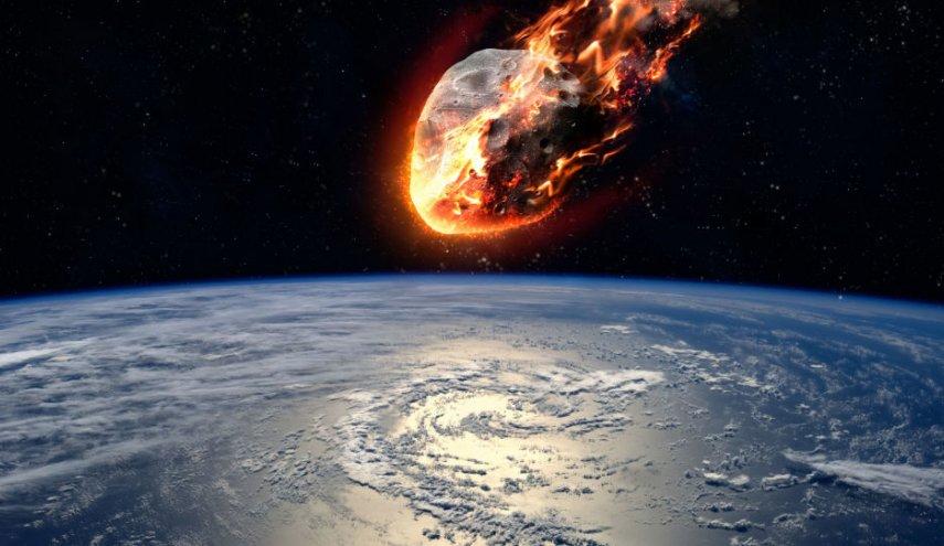 الخطر يمر بقرب من الكرة الارضية