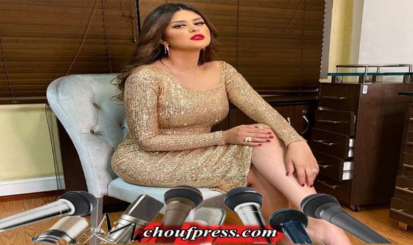 سلمى رشيد تبكي بحرقة في فيديوا على حسابها