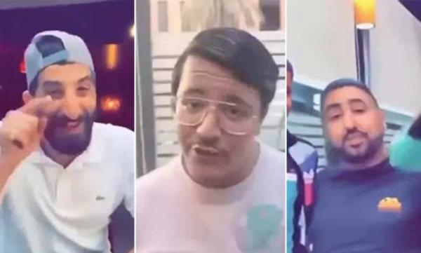 تطور في قضية الجزائرين اصحاب الفيديوا الشهير