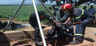 تلميذ يلقى حتفه غرقًا داخل بئر ضواحي تاونات